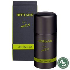 Heitland for men After Shave Gel - 75 ml