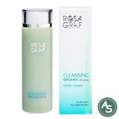Rosa Graf CLEANSING Organic Cellpeeling Green - Sensitive - 125 ml