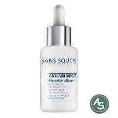 Sans Soucis Kissed by a Rose Anti-Falten & UV Repair Serum - 30 ml