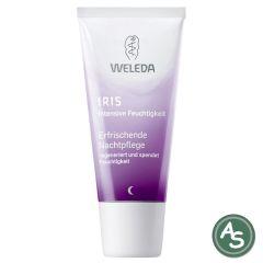 Weleda IRIS Erfrischende Nachtpflege - 30 ml