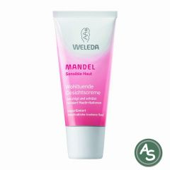Weleda MANDEL sensitiv Gesichtscreme - 30 ml