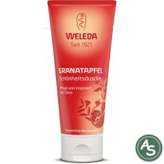 Weleda GRANATAPFEL Schönheitsdusche - 200 ml