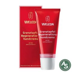 Weleda GRANATAPFEL Regenerations-Handcreme - 50 ml