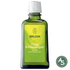 Weleda Citrus Erfrischungsöl - 100 ml (MHD4/2018)
