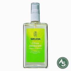 Weleda Citrus Deodorant - 100 ml
