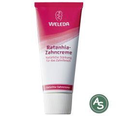 Weleda Ratanhia-Zahncreme - 75 ml