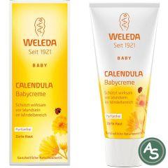 Weleda Calendula-Babycreme - 75 ml