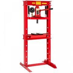 Werkstattpresse 12t Hydraulikpresse pneumatisch Lagerpresse Pneumatik Presse