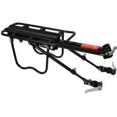 Fahrrad-Gepäckträger für MTB Fully & Hardtail 26 - 29 Zoll