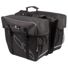 Gepäckträgertasche Fahrradtasche Fahrradtaschen Packtaschen 30 Liter