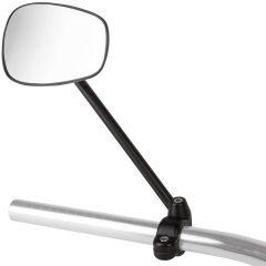 Fahrrad-Spiegel Rückspiegel Schwarz