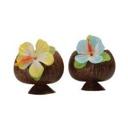 Becher - Party-Becher Hawaii - Südsee Kokosnuss