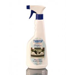 Twintop Proplas 500 ml - Pflegemilch für Kunststoffe innen und Holz