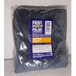 ProfiPolish Poliertuch super soft grey