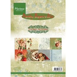 Pretty Papers - A5 Vintage Christmas PK9097