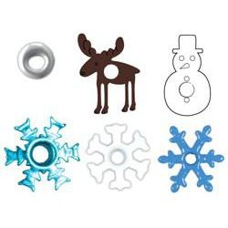 Pretty Eyelets 2-4mm Winter
