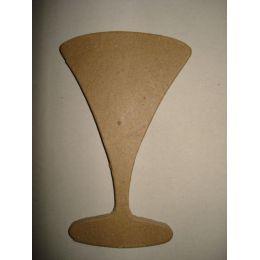 Sektglas Pappe