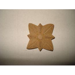 Ornament quadratisch MDF
