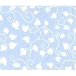 Transparentpapier Primavera hellblau 115g/m²  Firenze