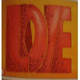 Wachsbild Love