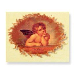 Wachsbild Raphael