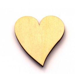 Holz Herz 120mm