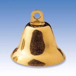 Glöckchen, 16 mm Ø gold