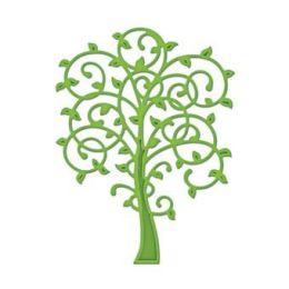 Die D-Lite S2-008 Whimsical Tree Baum