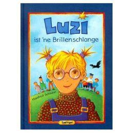 Bilderbuch Luzi ist `ne Brillenschlange