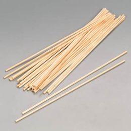 Laternen Holzstab mit Draht