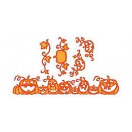Spellbinder Shapeabilities S5-053 Pumpkin Accents