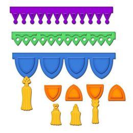 Spellbinder Shapeabilities Banner Basics One S5-044