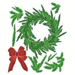 Spellbinder Shapeabilities S5-184 Build A Wreath