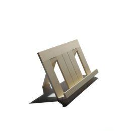 Buchständer aus Holz, Ahorn