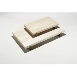 Schneidebretter aus Holz, XL oder klein
