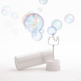 Luftschloss - Seifenblasen mit Luftschloss-Blasring