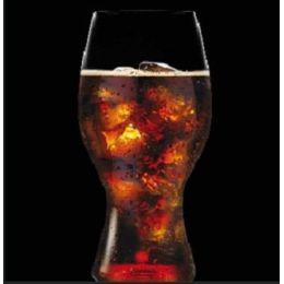 2er Set Colagläser Coca-Cola-Glas Trinkglas Glasset Germany Coke Kristall