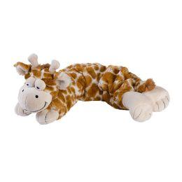 Warmies Hot-Pak Giraffe Nackenwärmer Wärmetier Schulterwärmer Nierenwärmer Wärmflasche Kühlkissen