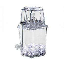 Ice Crusher Basic Acryl Ice-Crusher Eis zerkleinern Eiscrusher crushed Ice Eis
