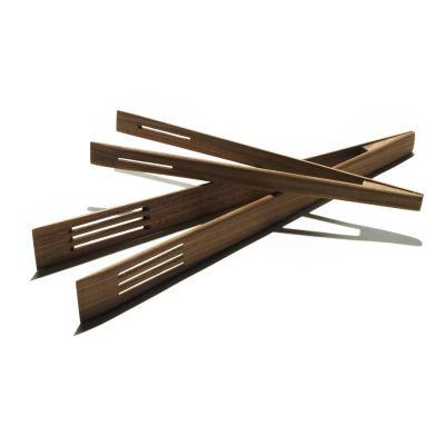 Kochzange & Antipastizange aus Holz | 437037981