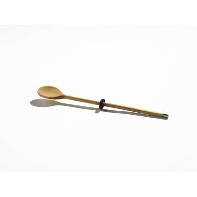 Kippkochlöffel mit Edelstahlkappe, für Magnetleiste | 437032276 / EAN:4023116400461