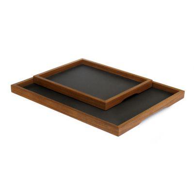Tablett Basic - Serviertablett aus Holz | 639939536