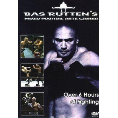 Bas Rutten's Mixed Martial Arts Career   CAREERDVD / EAN:0827071047822