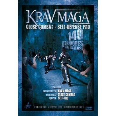 Krav Maga - Close Combat - Self Defense Pro   DVD234 / EAN:3760081028115