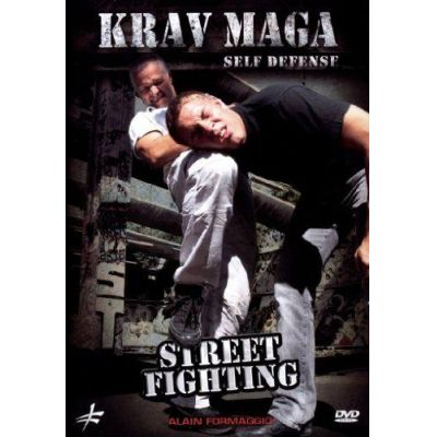 Krav Maga Street Fighting | DVD247 / EAN:3760081027835