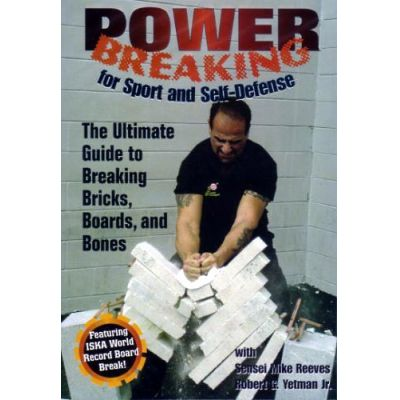 Power Breaking for Sport and Self-Defense   PBDVD / EAN:0805966036137