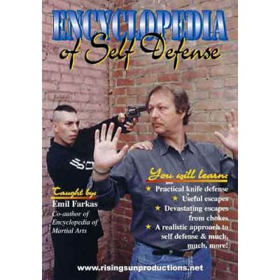 Encyclopedia of Self Defense | RS17 / EAN:0625866002779