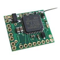2,4 GHz RX43D-32-V5-Empfänger, 7 Kanäle