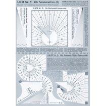 A*M 5: Die Sonnenuhren II