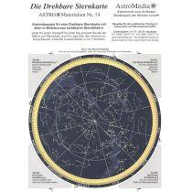 A*M14: Die Drehbare Sternkarte